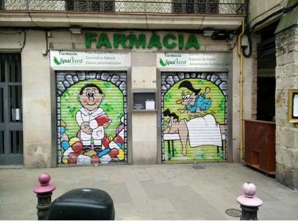 Barcelona, Spanien 2015