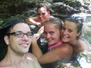 Elefantenreiten/Emerald Pool/Hot Springs