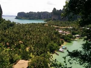Ao Nang Lagune/Viewpoint