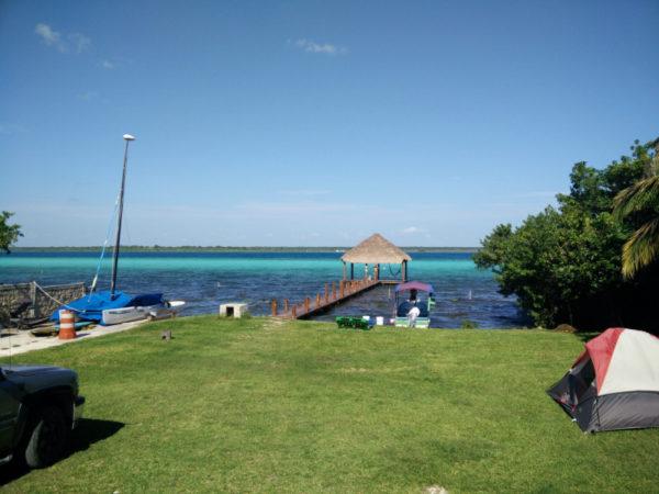 Bacalar, Mexiko