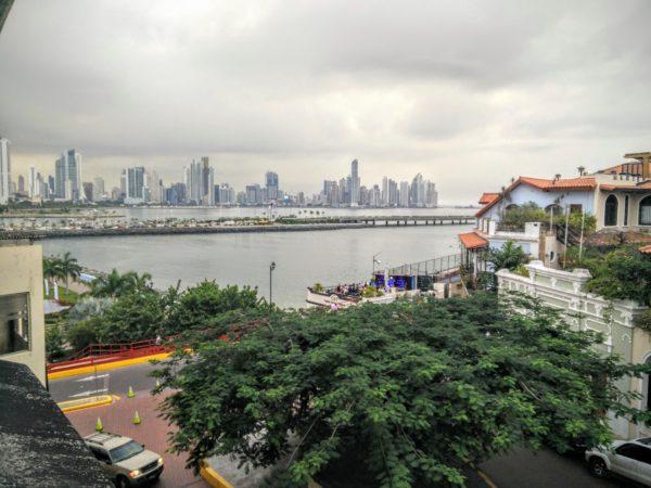 Panama City / Panama-Kanal